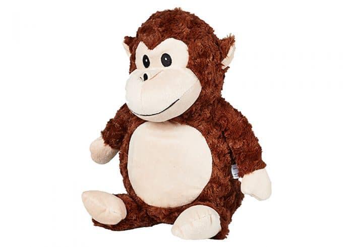 Affe von der Seite