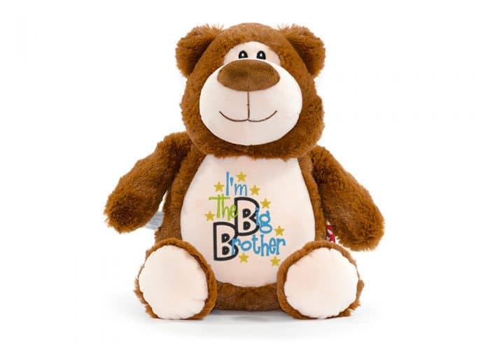 """Braunbär """"Großer Bruder"""""""