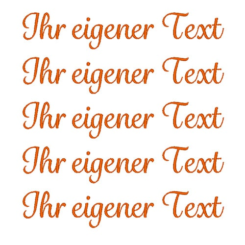 Eigener Text