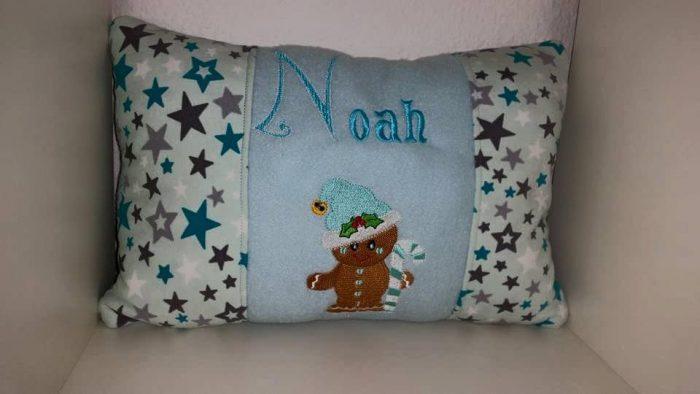 Kuschelkissen mit Sternchen, Noah